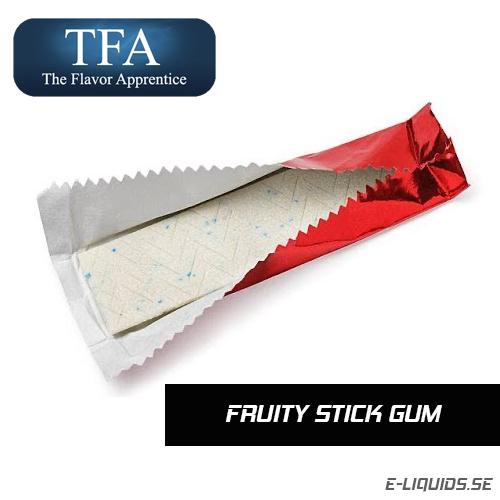 Fruity Stick Gum - The Flavor Apprentice