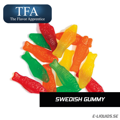 Swedish Gummy - The Flavor Apprentice