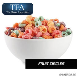 Fruit Circles - The Flavor Apprentice