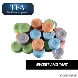 Sweet and Tart - The Flavor Apprentice