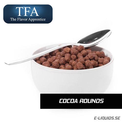 Cocoa Rounds - The Flavor Apprentice