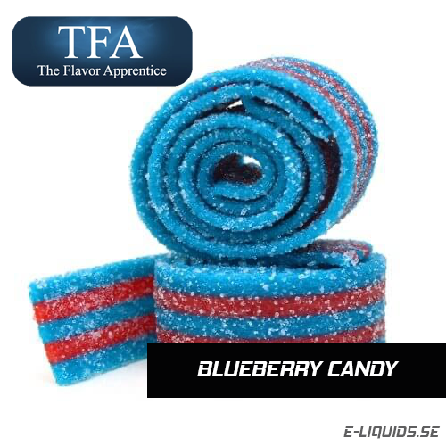 Blueberry Candy - The Flavor Apprentice