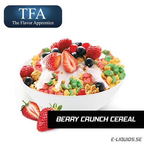 Berry Crunch (Cereal) - The Flavor Apprentice