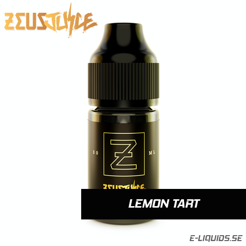 Lemon Tart - Zeus Juice
