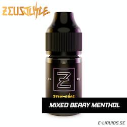 Mixed Berry Menthol - Zeus Juice