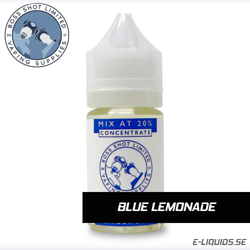 Blue Lemonade - Flavour Boss