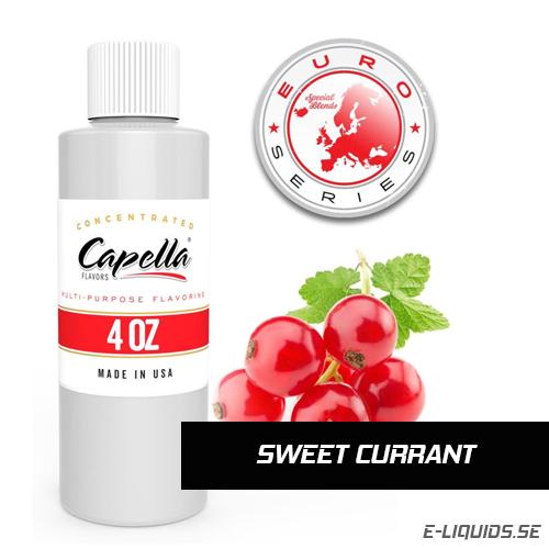 Sweet Currant (Euro Series) - Capella Flavors