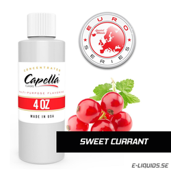 Sweet Currant (Euro Series) - Capella Flavors