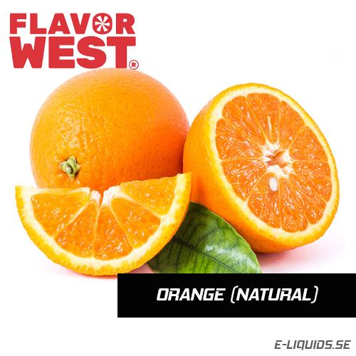 Orange (Natural) - Flavor West