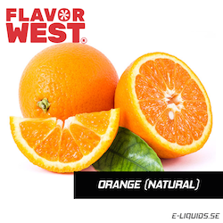 Orange (Natural) - Flavor West
