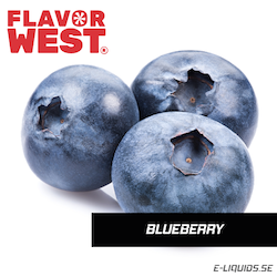 Blueberry - Flavor West
