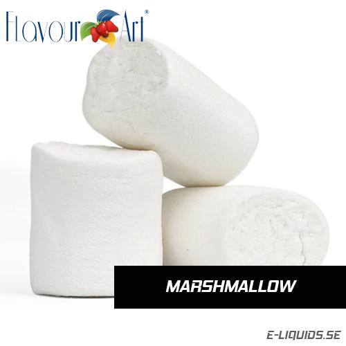 Marshmallow - Flavour Art