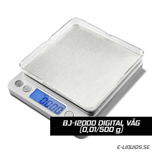 BJ-I2000 Digital Våg (0,01/500 g)