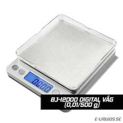 BJ-I2000 Digital Våg (0,01/500 g)
