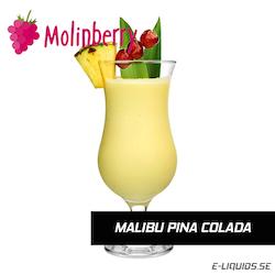 Malibu Pina Colada - Molinberry
