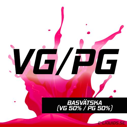 Basvätska 50/50 (50% PG/50% VG)