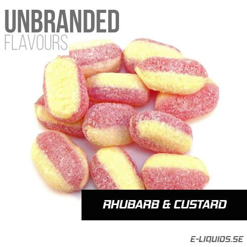 Rhubarb & Custard - Unbranded