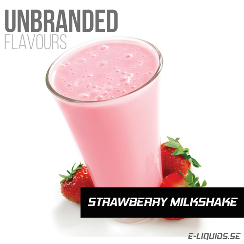 Strawberry Milkshake - Unbranded