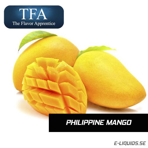 Philippine Mango - The Flavor Apprentice