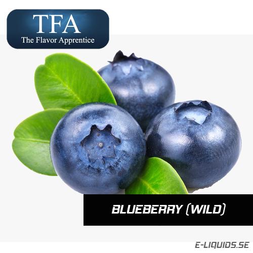 Blueberry (Wild) - The Flavor Apprentice