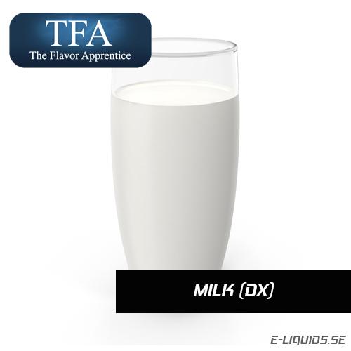 Milk (DX) - The Flavor Apprentice