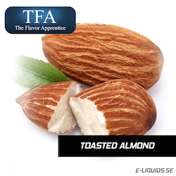 Toasted Almond - The Flavor Apprentice