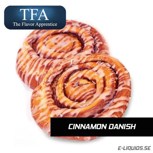 Cinnamon Danish - The Flavor Apprentice