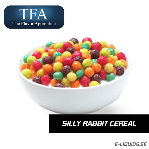 Silly Rabbit Cereal - The Flavor Apprentice
