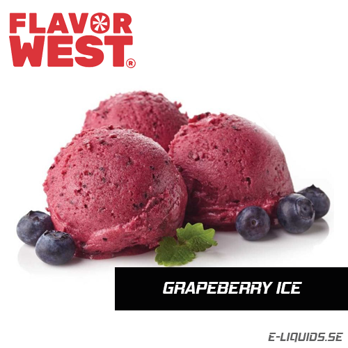 Grapeberry Ice - Flavor West