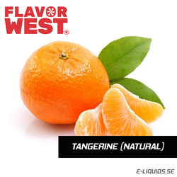 Tangerine (Natural) - Flavor West