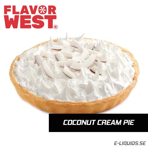 Coconut Cream Pie - Flavor West