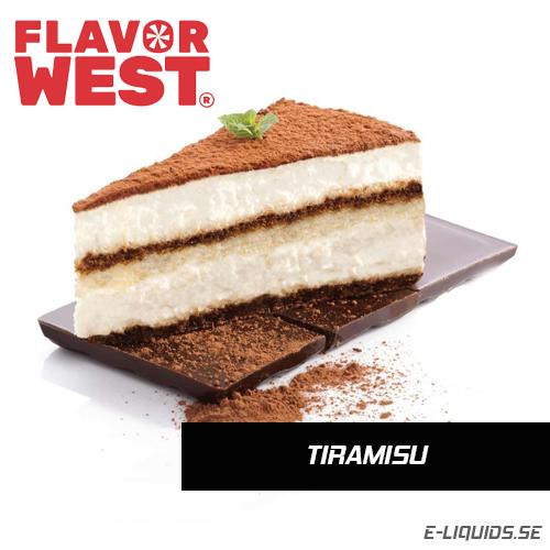 Tiramisu - Flavor West