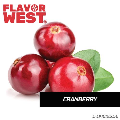 Cranberry - Flavor West