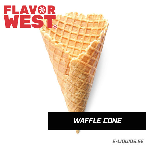 Waffle Cone - Flavor West