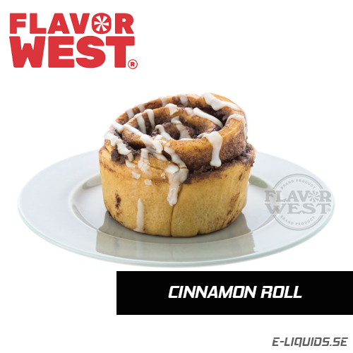 Cinnamon Roll - Flavor West