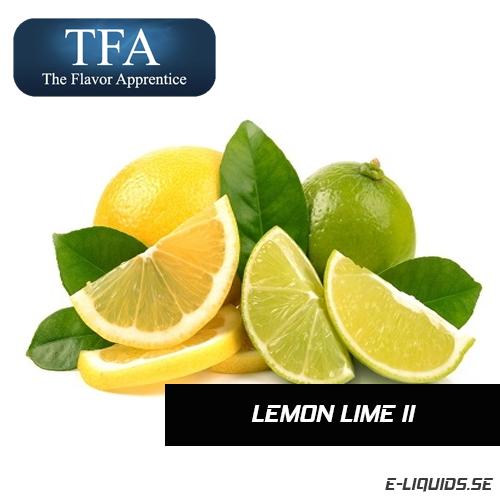 Lemon Lime II - The Flavor Apprentice