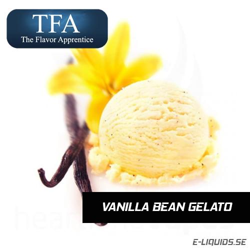 Vanilla Bean Gelato - The Flavor Apprentice