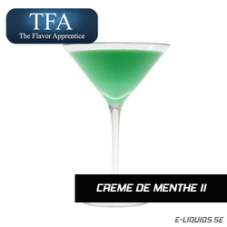 Creme De Menthe II - The Flavor Apprentice