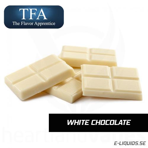 White Chocolate - The Flavor Apprentice