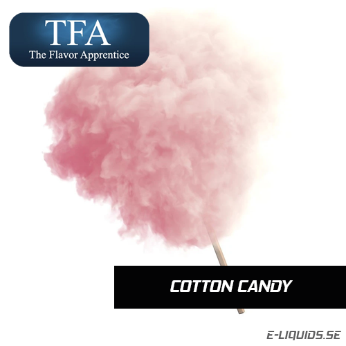 Cotton Candy - The Flavor Apprentice