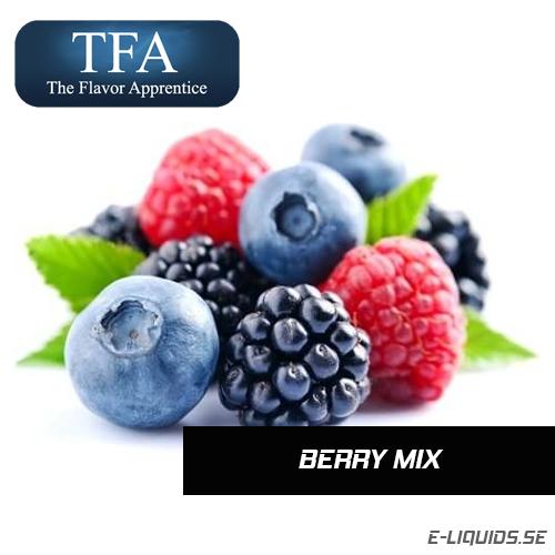 Berry Mix - The Flavor Apprentice