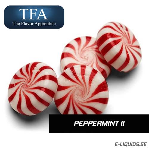 Peppermint II - The Flavor Apprentice