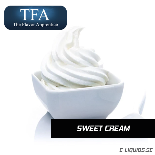 Sweet Cream - The Flavor Apprentice