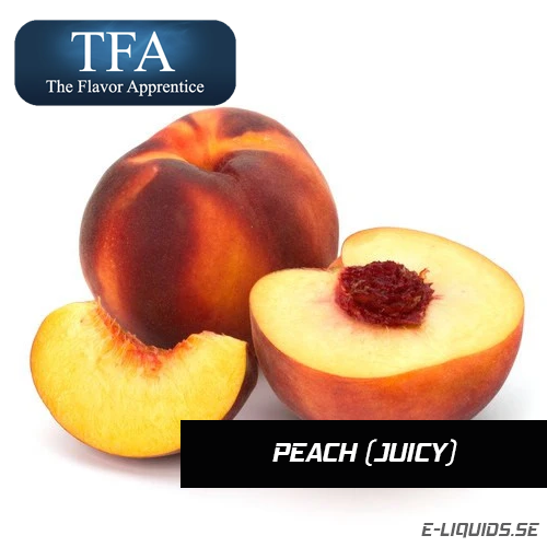 Peach (Juicy) - The Flavor Apprentice