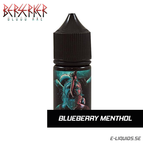Blueberry Menthol - Berserker
