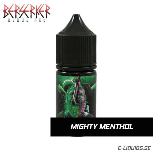 Mighty Menthol - Berserker