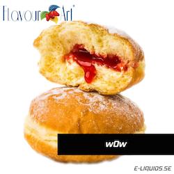 wOw (Berry Doughnut) - Flavour Art