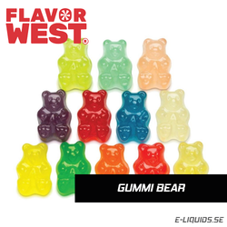 Gummi Bear - Flavor West