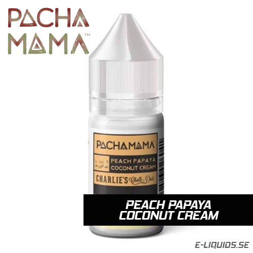 Peach Papaya Coconut Cream - Pacha Mama