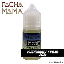 Huckleberry Pear Acai - Pacha Mama